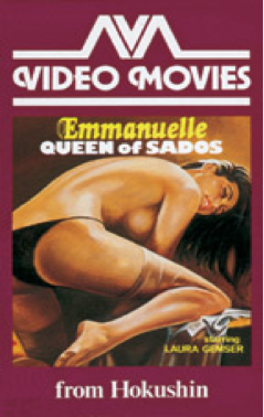 Strictly sexploitation: Emanuelle: Queen of Sados as 'low' cinema