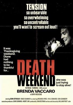 Death Weekend (William Fruet, 1976, Canada)