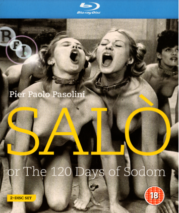 Invoking exploitation: the front cover of the BFI Blu-ray for Salò, or the 120 Days of Sodom