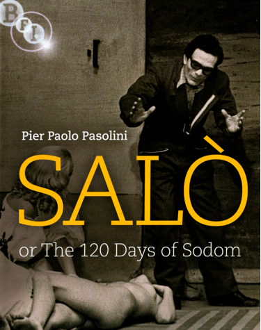 The Auteur upfront: the Cover of the booklet accompanying the BFI Blu-ray release of Salò