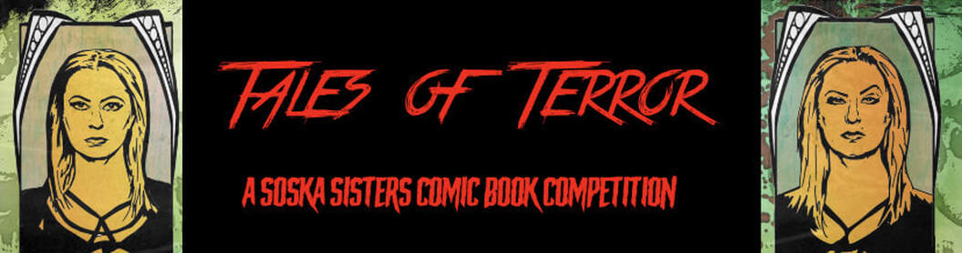 Tales of Terror 2019 The Soska Sisters Comic Book Competition