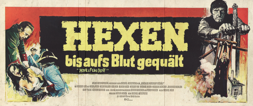 The boxset's inlay likewise draws on cult discourses. Scan of the Austrian Blu-ray released by Turbine Medien in 2012